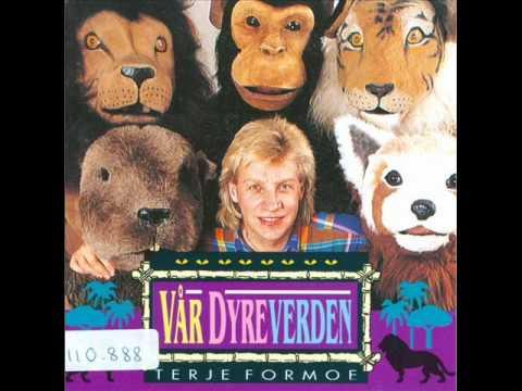 Terje Formoe - Vår Dyreverden - 07 - Her Kommer Julius (Instrumental) (Del.7)