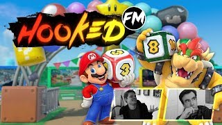 Hooked FM #193 - Super Mario Party, Microsoft kauft Obsidian, C&C-Remaster, The Missing & mehr!
