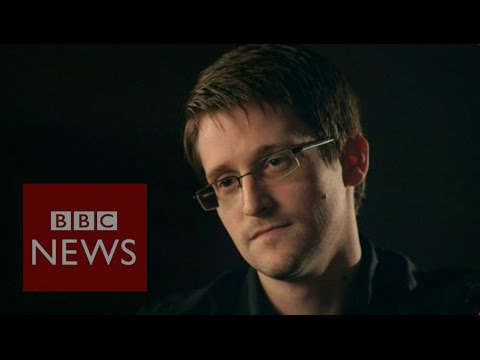 Edward Snowden: 'Smartphones can be taken over' - BBC News