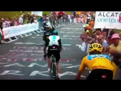 Froome oublie wiggins (encore)