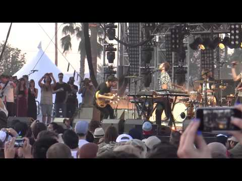Local Natives - Wide Eyes @ Coachella 2013 (2013/04/12 Indio, CA)