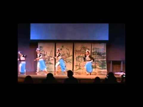 Megher Palok Song Dance