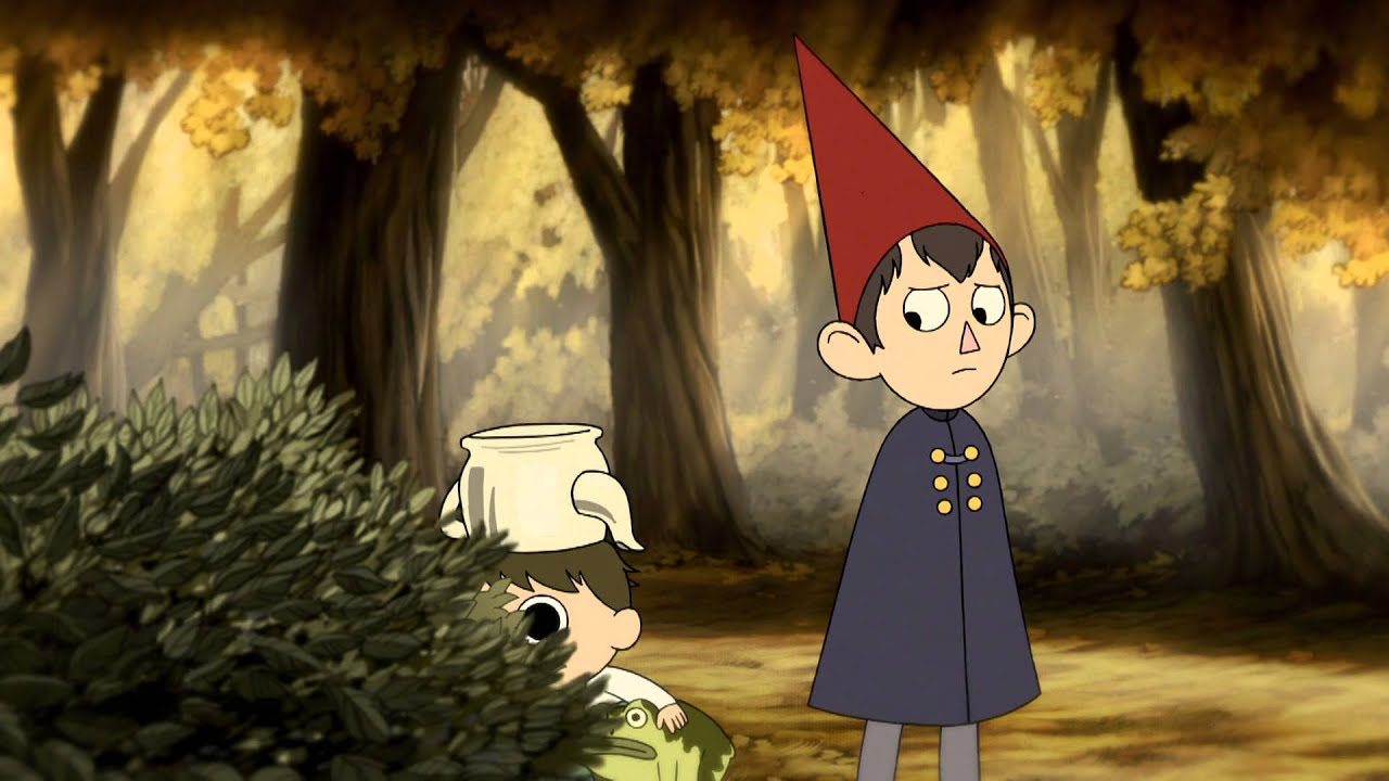 Over The Garden Wall A Storybook Youtube