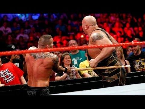 ST 81 (9) Extreme Rules 2013 PPV Randy Orton vs Big Show Review