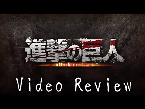Review: Attack On Titan: Wings of Freedom/進撃の巨人 (Shingeki no Kyojin/PS4) (no spoilers)