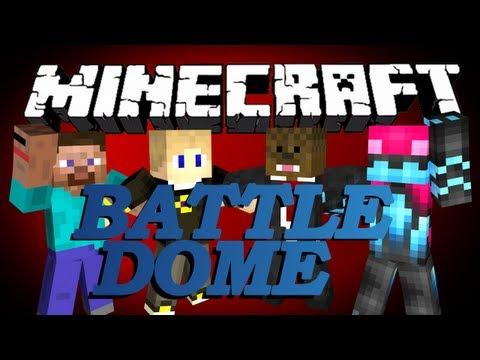 Minecraft BattleDome w/ GoldSolace, EagleNuggets, and Deceptibonk #7