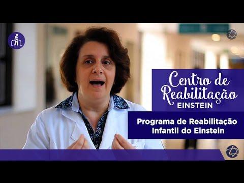Vídeo - Serviço de Reabilitação Infantil do Einstein