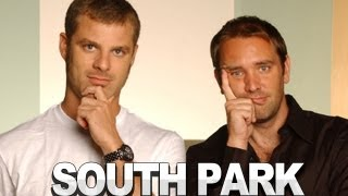 South Park_ The Stick of Truth - Trey Parker and Matt Stone - Microsoft E3 2012 Press Conference