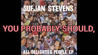 Watch Sufjan Stevens From The Mouth Of Gabriel video