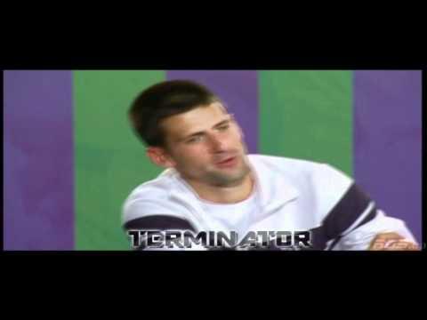 Caroline Wozniacki Interviews Novak Djokovic
