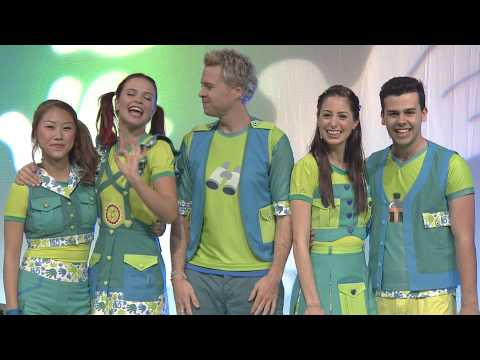 Hi-5 Australia Tour Promo video