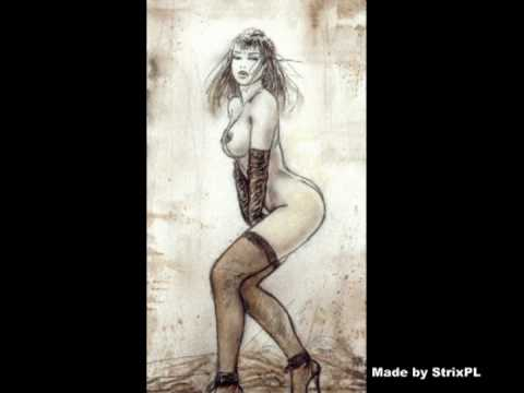 Luis Royo - Striptease