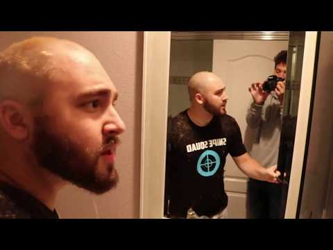 GOING BALD FOR CHARITY! WE RAISED OVER $5000 FOR  LAS VEGAS & PUERTO RICO! thumbnail