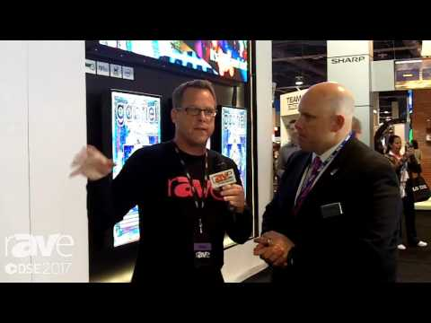 DSE 2017: Rich Ventura from NEC Display Discuss NEC's Digital Signage Strategy