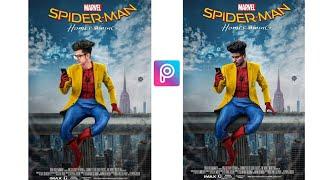 Sony Jackson Spider Man costume Editing 2019, LightRoom Backgrounds change sony Jackson 2019
