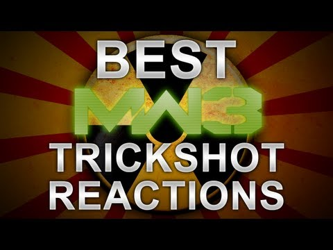 BEST MW3 TRICKSHOT REACTIONS Ep. 2