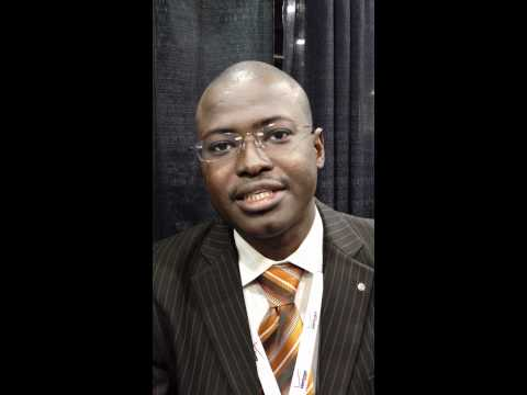 Reality Booth: Ousmane Ly from Agence Nationale de Telesante et d'informatique Medicale, Mali