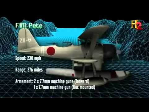 Air Combat in the Pacific