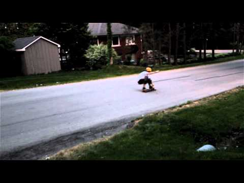 Longboarding: Sunny Slide Up
