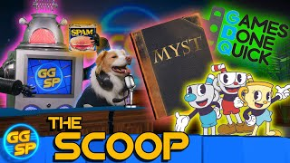 Cuphead & Myst Are Coming To TV! | The Scoop
