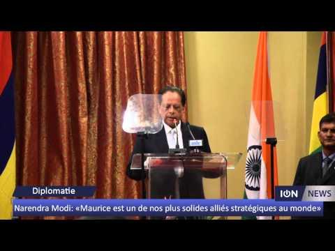 Narendra Modi: « Maurice est un de nos plus solides alliés stratégiques au monde »