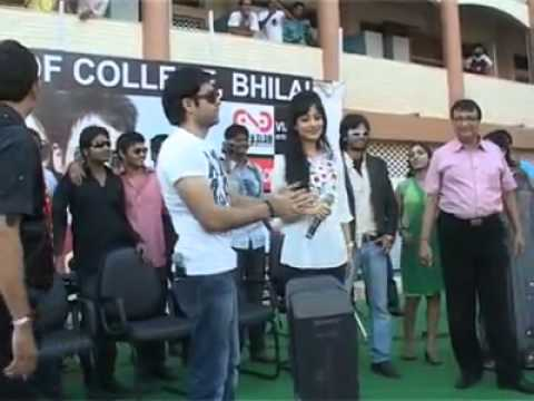 Imran Hashmi And Neha Sharma In Bhilai   H4rry 2.mp4 video