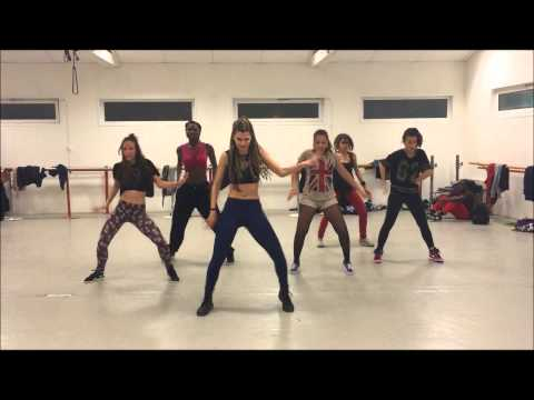 DHMASTER FLAVOR@Toulouse|Dancehall Class by Livia thumbnail