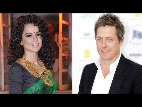 Kangana Ranaut To Play 'Jhansi Ki Rani' Opposite Hugh Grant!? Photo Image Pic