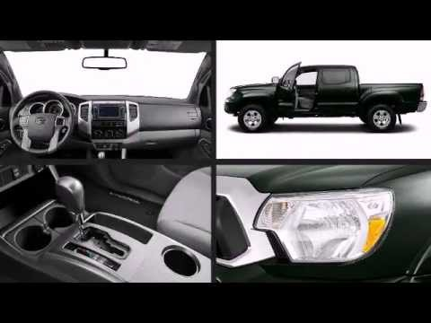 2013 Toyota Tacoma Video