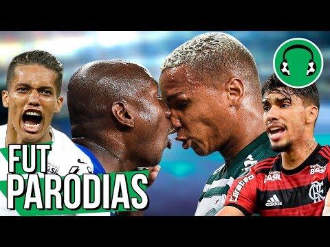 ♫ PANCADARIA E CHEIRINHO NA COPA DO BRASIL | Paródia Não fala não pra mim - Humberto & Ronaldo thumbnail