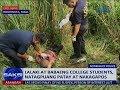Saksi: Lalaki at babaeng college students, natagpuang patay at nakagapos MP3