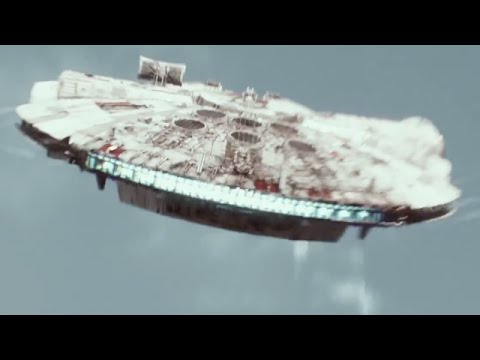 Star Wars The Force Awakens | official international trailer #2 (2015) J.J. Abrams