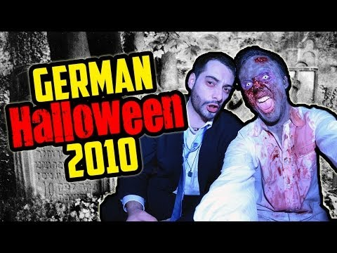 German Halloween 2010 | Germanizing Retro Vlogs | 10