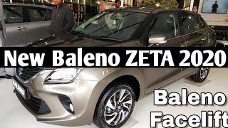 New Baleno Zeta 1.2 Facelift 2019 Pics | Maruti Suzuki  Full Review | Avdesh Bahubali
