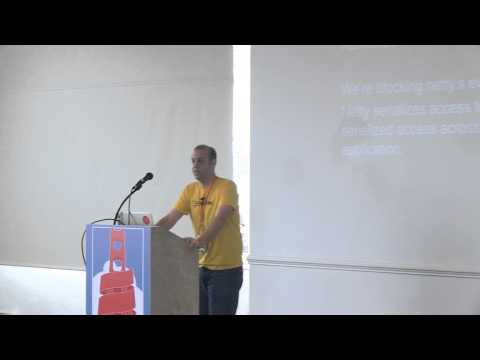 SBTB 2014, Greg Soltis: Designing Highly Concurrent, Multi-Protocol, Multi-Tenant Services in Scala