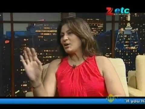 Archana Puran Singh With Komal Nahta