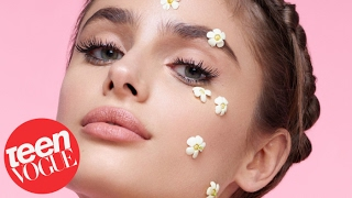 Taylor Hill Tells Us About Her First Kiss | Teen Vogue