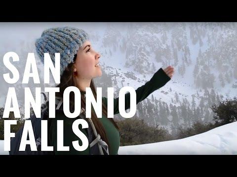 Snowy Mt. Baldy | San Antonio Falls