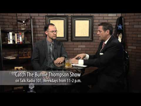 The Burnie Thompson Show, Episode 23, 7-27-14