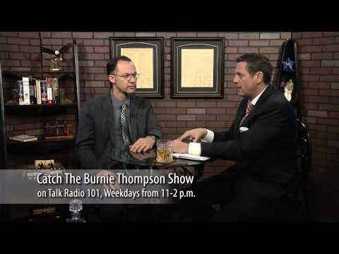 The Burnie Thompson Show, Episode 23, 7-27-14