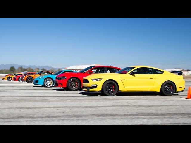 World's Greatest Drag Race 6! - YouTube