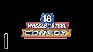 Прохождение игры 18 wheels of steel haulin