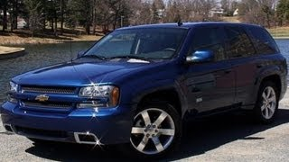 2002-2009 Chevrolet Trailblazer Pre-Owned Vehicle Review - WheelsTV