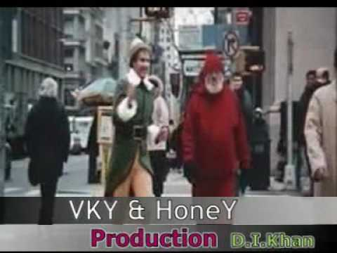 English Movie Dubbed In Saraiki Clip 2 By Vky And Honey (facebook was.rj) video