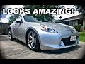 Nissan 370z Spacers Install! Simple & EASY!