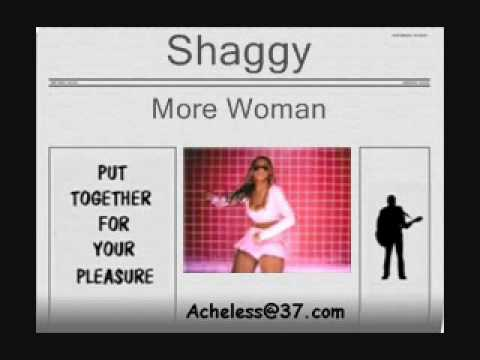Shaggy - More Woman