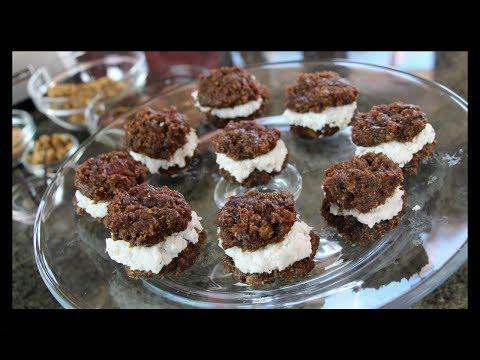Oreo Cookies! Low Fat, Raw Vegan