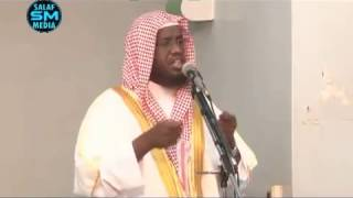 Weerarkii garissa collage   khutbah 10 4 2015 arabic Sh Maxamed Cabdi Umal