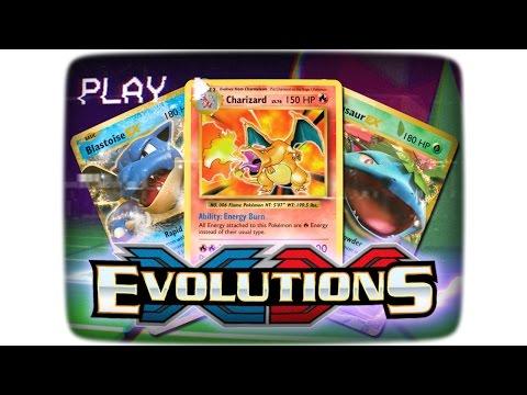 Pokémon TCG: XY—Evolutions Showcase