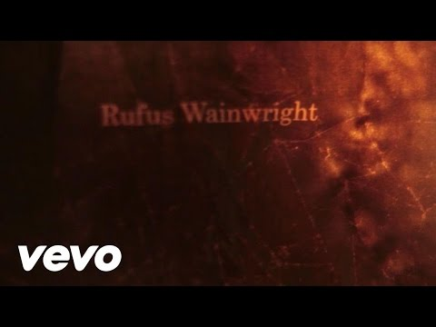 Thumbnail of video Rufus Wainwright - Out Of The Game